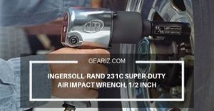 INGERSOLL-RAND 231C SUPER-DUTY AIR IMPACT WRENCH, 1_2 INCH FEATURE IMAGE