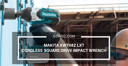 MAKITA XWT08Z LXT CORDLESS SQUARE DRIVE IMPACT WRENCH FEATURE IMAGE