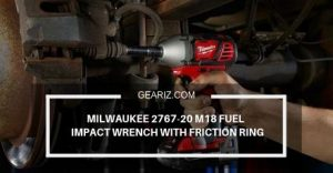 MILWAUKEE 2767-20 M18 FUEL HIGH TORQUE 1_2-INCH IMPACT WRENCH WITH FRICTION RING FEATURE IMAGE