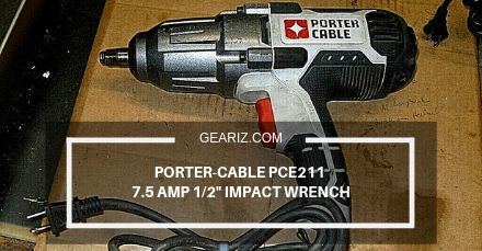 PORTER-CABLE PCE211 7.5 AMP 1_2_ IMPACT WRENCH FEATURE IMAGE