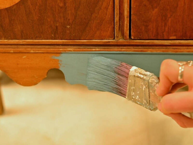 Can You Put Polyurethane Over Chalk Paint 2