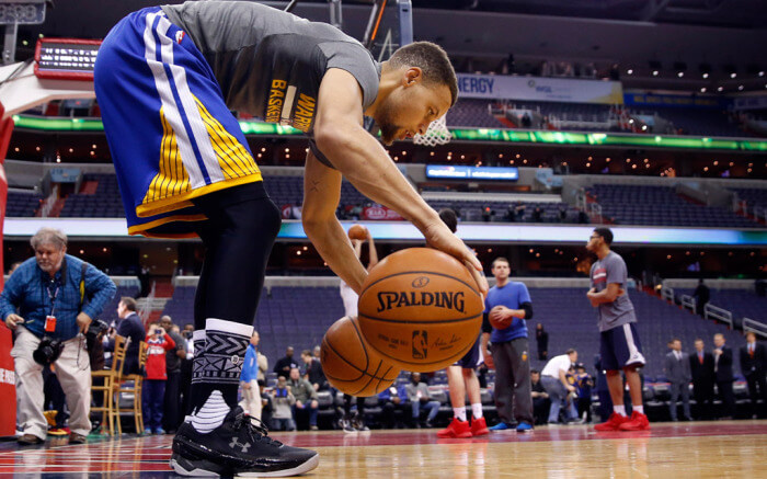 Basketball shoes need to help players perform many difficult movements