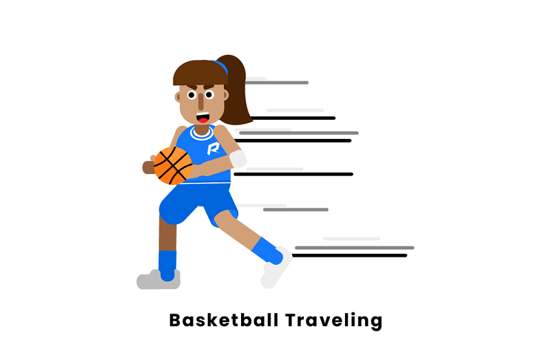 What is Traveling in Basketball