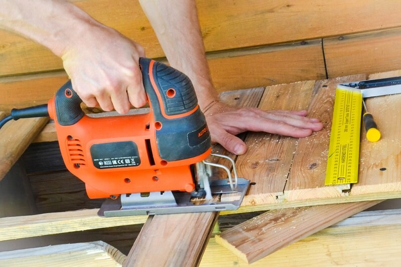 How To Cut Plywood With A Jigsaw