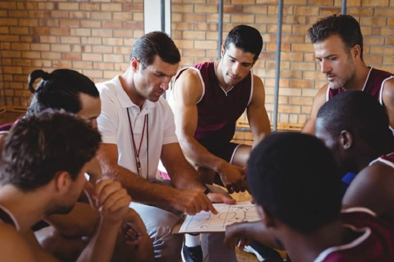 How to become a basketball coach 3