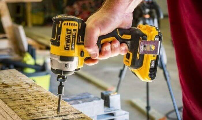 Impact driver is not effective in high accuracy cases