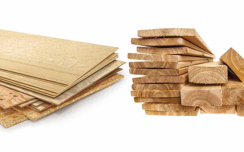 Plywood vs Solid Wood: Which Should You Use ?