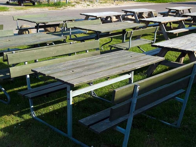 Is Pressure Treated Wood Safe For Picnic Tables 1