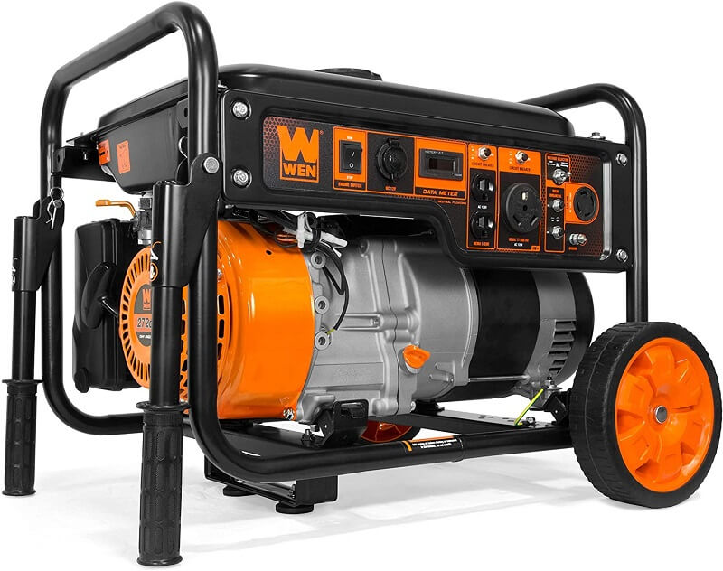 How to start a generator that has been sitting safety?