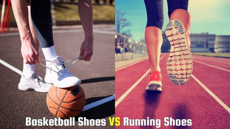 Basketball Shoes Vs Running Shoes