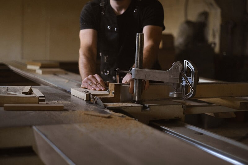 How To Cut Thick Wood With Circular Saw 1