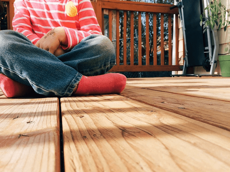 Paint A Top Coat On The Floor For Better Protection