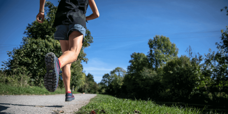 Running shoes need to help players move quickly and safely