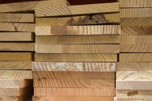 how to dry pressure treated wood