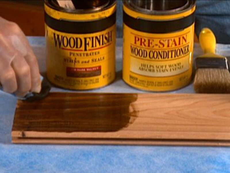 Staining Wood for Beginners The Best Way You Should Know