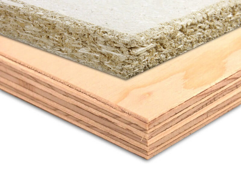 Plywood vs. Particle Board: Which one is better? Discover now