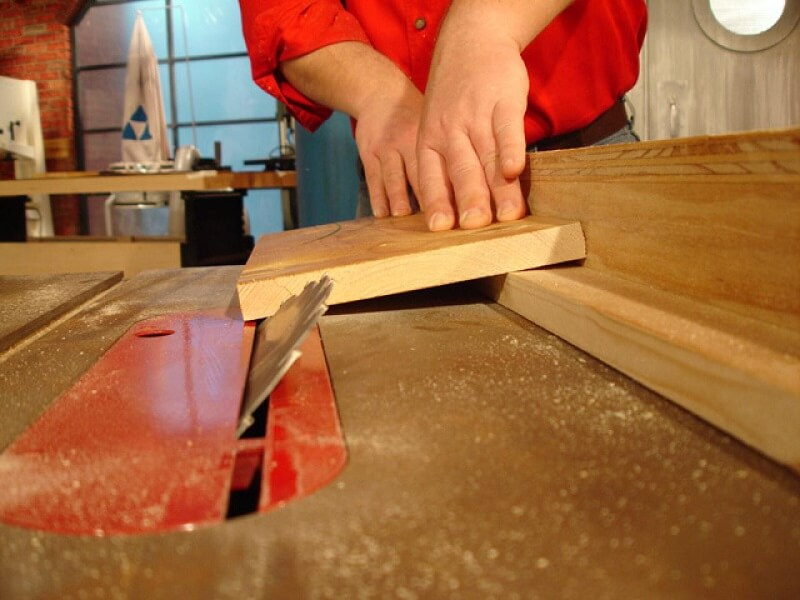 how to cut a 60 degree angle on a table saw 2