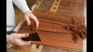 How To Smooth Wood Without Sandpaper?