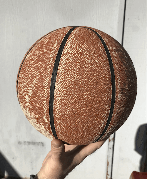 How to spin a basketball