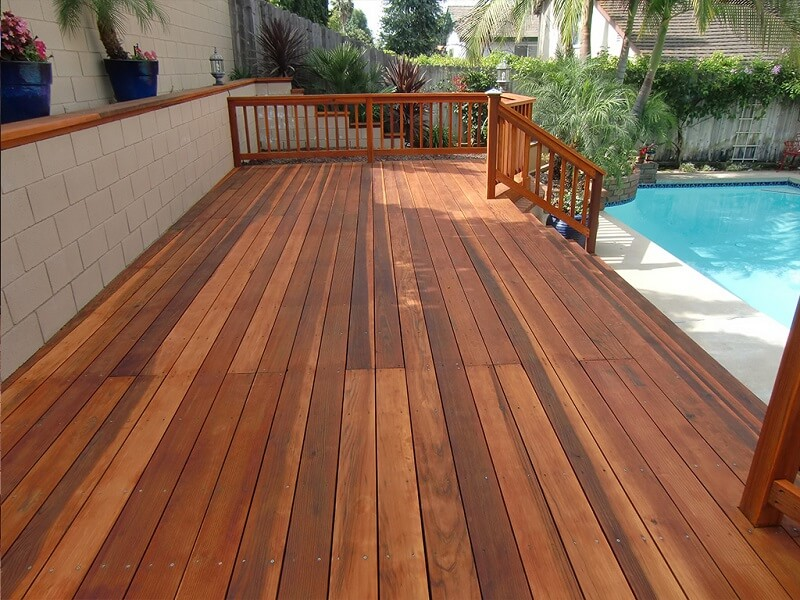 How To Choose A Deck Stain To Coordinate With Your House 1
