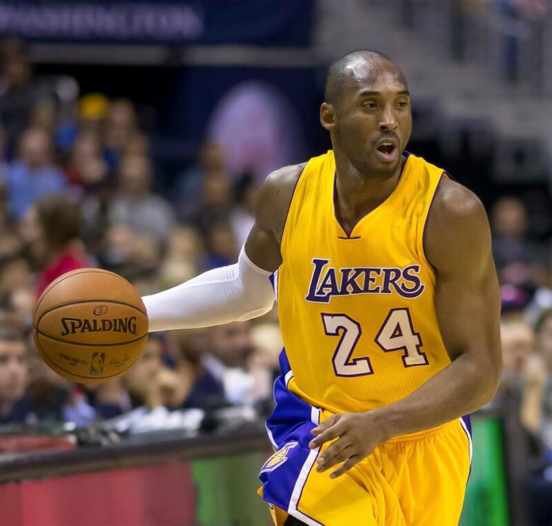 Kobe Bryant is the youngest basketball player in NBA