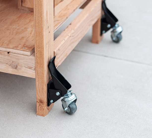 How to build a table saw stand 1