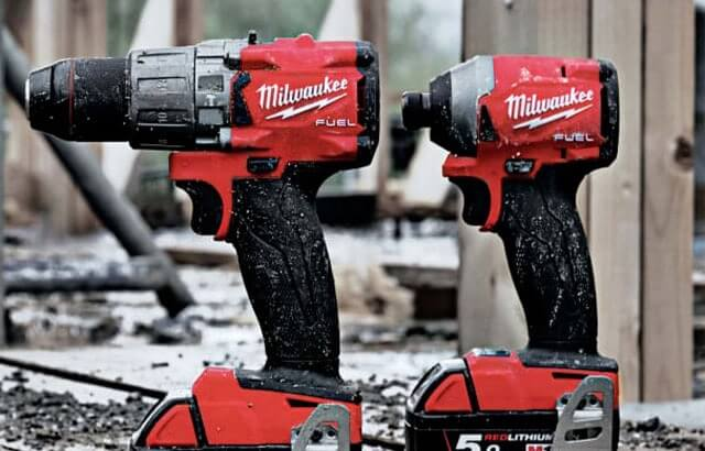 Impact Wrench vs Drill
