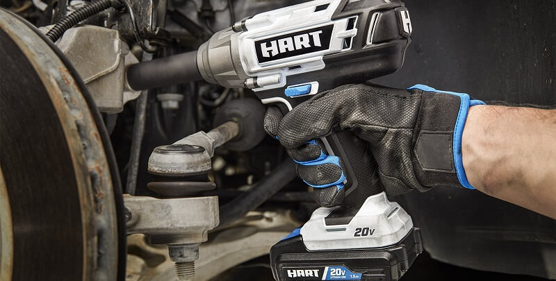 Impact wrench is really not suitable for DIY jobs