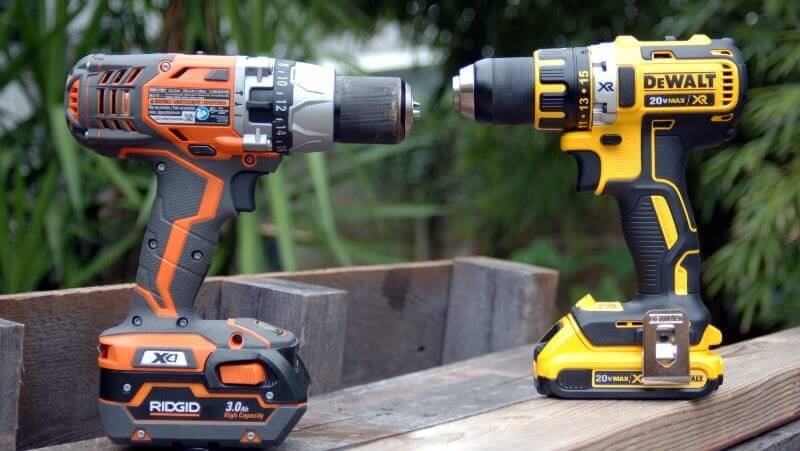 Brushless Vs. Brushed Drills Which One Should You Choose