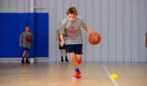 Raising the mentality with basketball