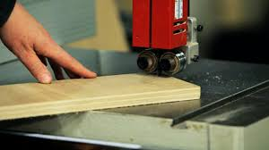 Functions of the band saw