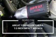 Aircat 1150 Killer Torque Impact Wrench Review