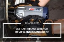 Best Air/Pneumatic Impact Wrench Review And Buying Guide