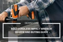 Best Cordless/Battery Impact Wrench Review and Buying Guide