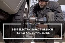 Best Electric/Corded Impact Wrench Review And Buying Guide