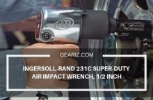 Ingersoll Rand 231C Super Duty Air Impact Wrench, 1/2 Inch Review