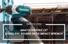Makita XWT08z LXT Cordless Impact Wrench Review