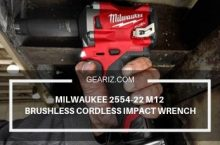 Milwaukee 2554-20 M12 Fuel Stubby 3/8 Impact Wrench Review