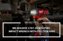 Milwaukee 2767 20 M18 Impact Wrench Review